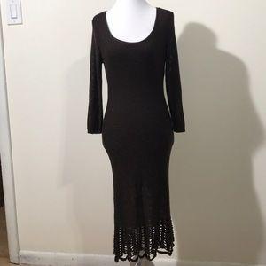 Moda International Crocheted Dress